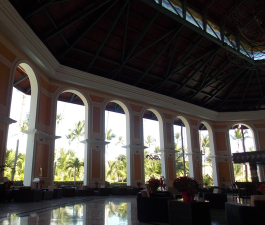 Majestic Elegance Punta Cana : Room with a View - Main Lobby