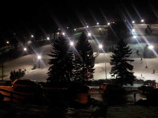 Seven Springs Mountain Resort: Night Shot 1