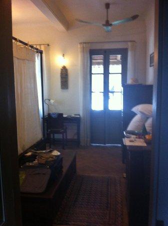 Satri House: Room