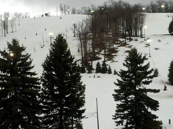 Seven Springs Mountain Resort: Day Shot 1