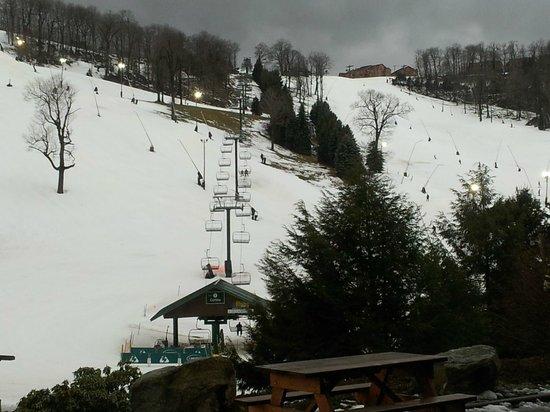 Seven Springs Mountain Resort: Day Shot 2