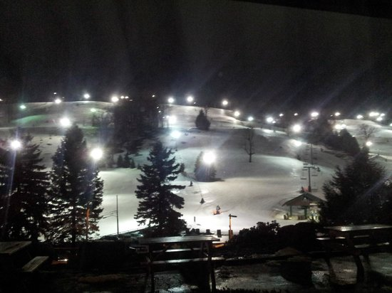 Seven Springs Mountain Resort: Night Shot 2