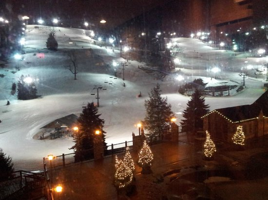 Seven Springs Mountain Resort: Night Shot 3