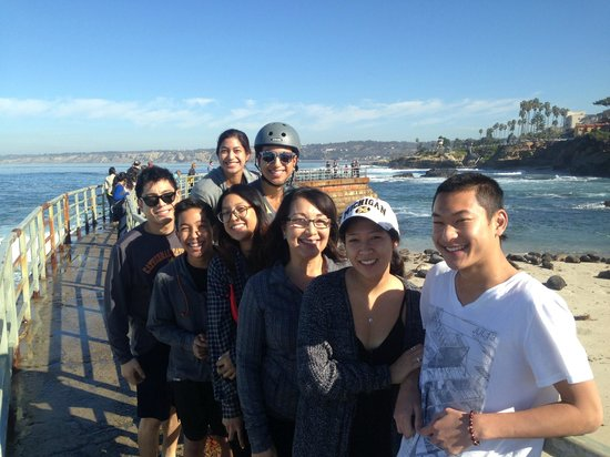San Diego Fly Rides: Tide pools/sea lions/harbor seals