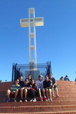 San Diego Fly Rides : Mt Soledad