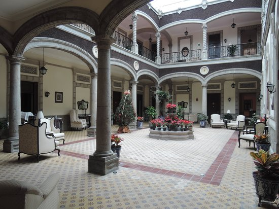 Hotel Morales Historical & Colonial Downtown Core: Larger, Brighter, Internal Courtyard