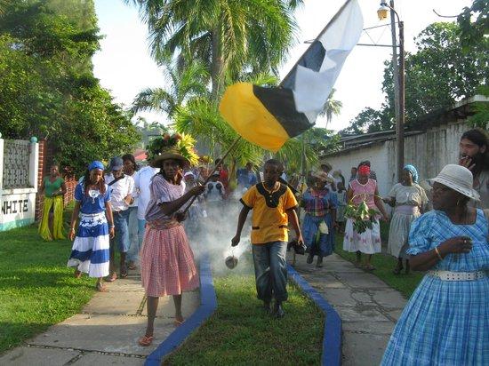 Seven Altars: Garifuna Day  Nov. 26