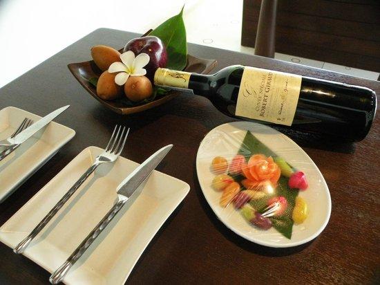 The Vijitt Resort Phuket : welcome