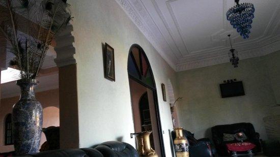 Riad Qodwa: Inside Decor