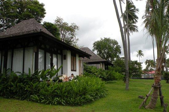 The Vijitt Resort Phuket: beachfront villa