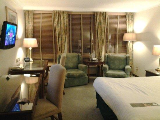Macdonald Holyrood Hotel: Bedroom