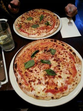 Bella Italia Leicester Square : Margherite ottime!