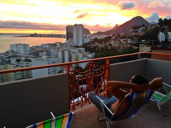 Abraco Carioca- Favela hostel