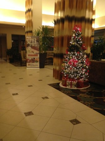 Hilton Garden Inn Ridgefield Park: hall