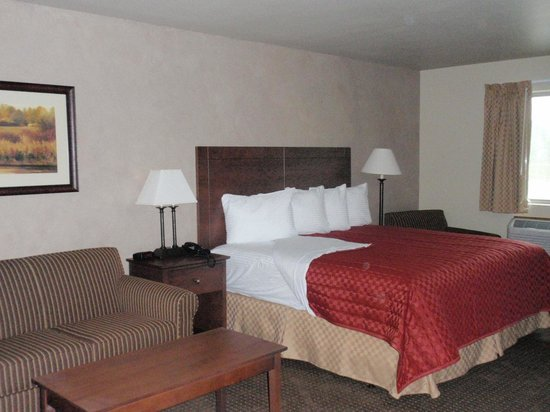 Harvest Inn: Guest Room