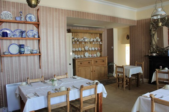 The Old Presbytery: Dining room