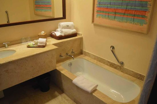 Westin Resort & Spa Los Cabos : Bathtub / bathroom area