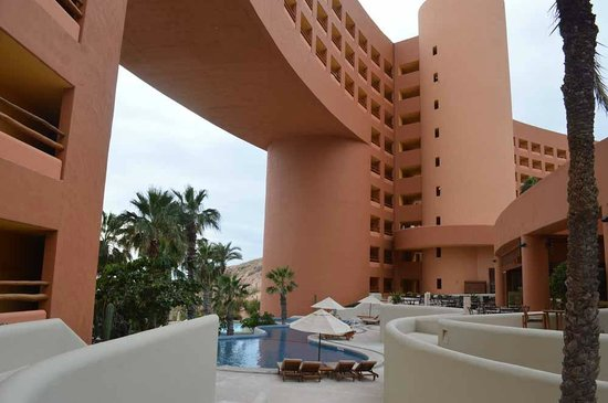 Westin Resort & Spa Los Cabos : Overall view of the resort / rooms