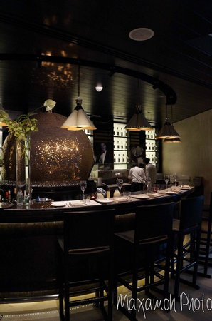 W Doha Hotel & Residences: Bar at La Shiga