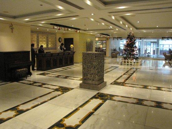 The Gateway Hotel, Agra: Lobby