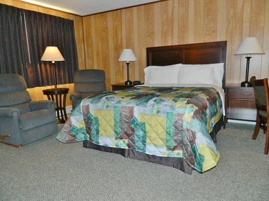 Sleepy Time Motel: Queen Room