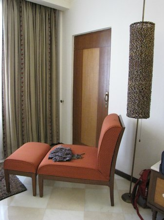The Gateway Hotel, Agra: Our room