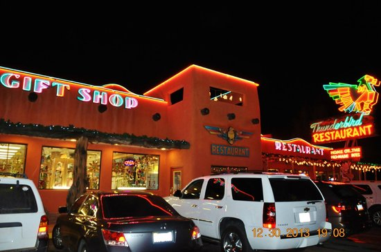 Thunderbird Restaurant : Restaurant