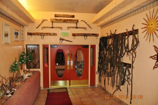 Thunderbird Restaurant : Restaurant Entrance