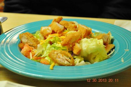 Thunderbird Restaurant: Chicken Salad