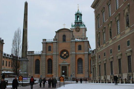 Cathédrale de Stockholm (Storkyrkan) : Domkirche