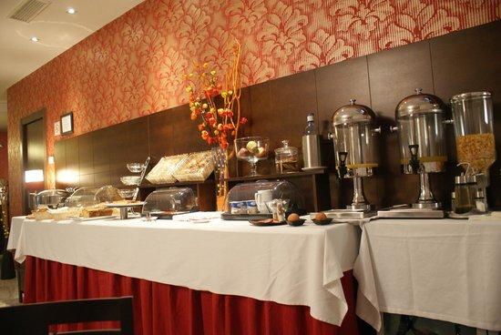 Hotel Castro Real: Breakfast