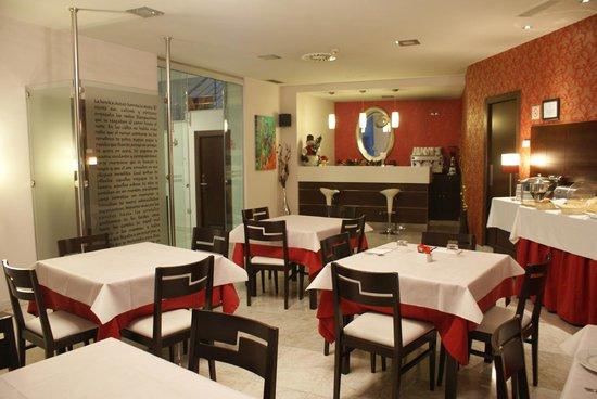 Hotel Castro Real: Breakfast restaurant