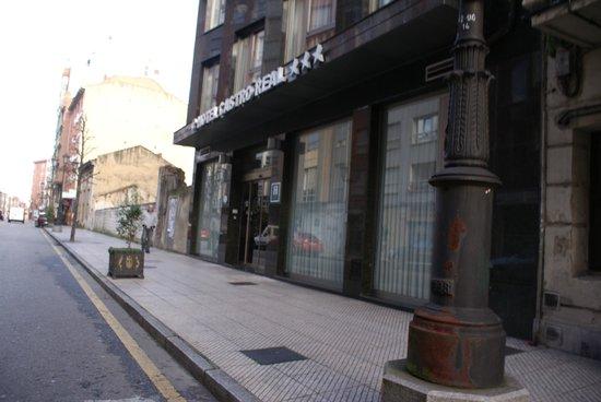 Hotel Castro Real: Hotel
