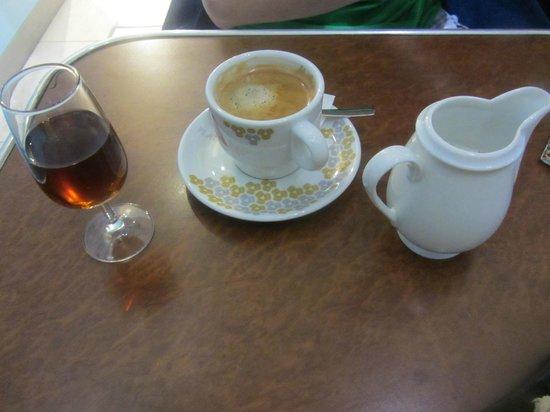 Madeira Story Centre: Tasse Kaffee