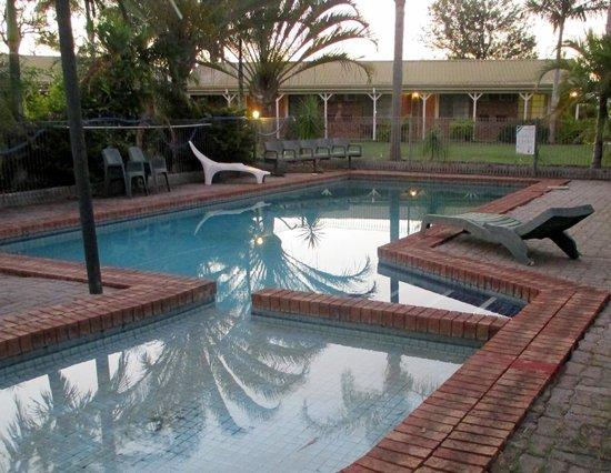 Koorawatha Homestead Motel : Cool, relaxing and refreshing