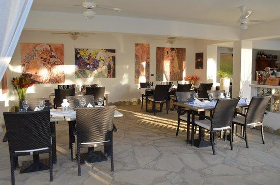 Casa Veintiuno: Restaurant
