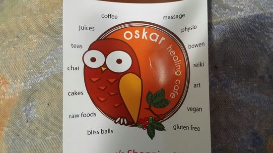 Oskar Healing Cafe