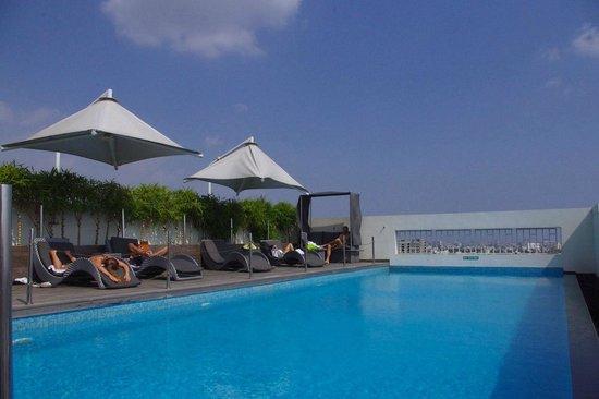 The Raintree Hotel - Anna Salai: Rooftop pool
