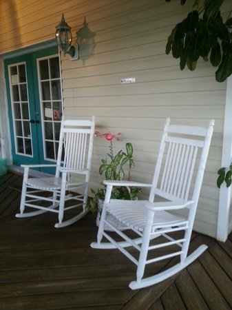 Sweet Mayberry's Cafe Inc.: The Front Porch