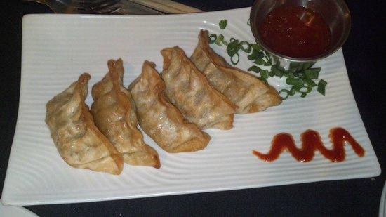Cafe Phoenix: Dumplings