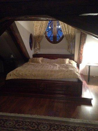 Grand Hotel Praha : la stanza