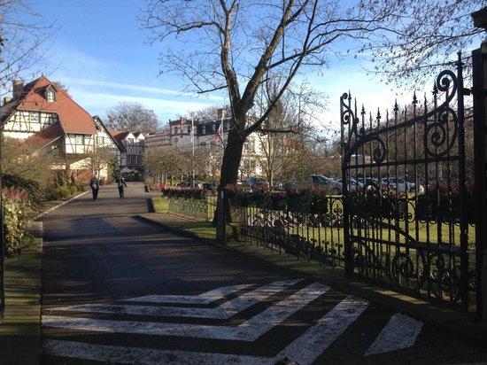 Chateau de L'ile: découverte de l'hôtel