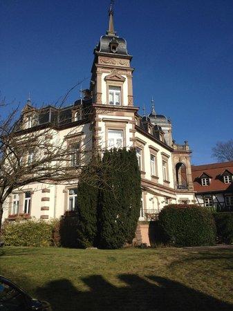 Chateau de L'ile: Hôtel