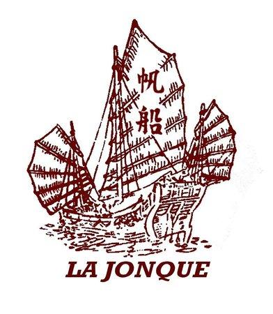 Cafe - Restaurant La Jonque : le logo