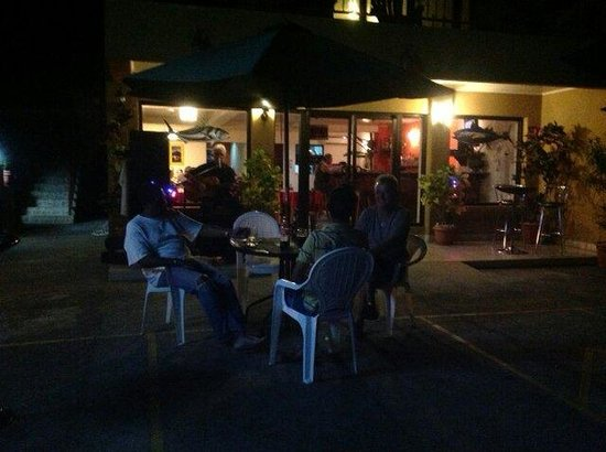 El Quijote Bar and Restaurant : Come and enjoy the live music every Friday....
