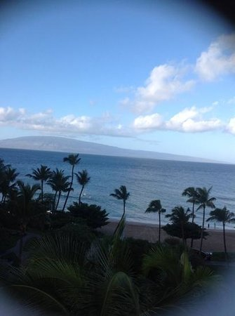 Marriott's Maui Ocean Club - Molokai, Maui & Lanai Towers : view from our room!!