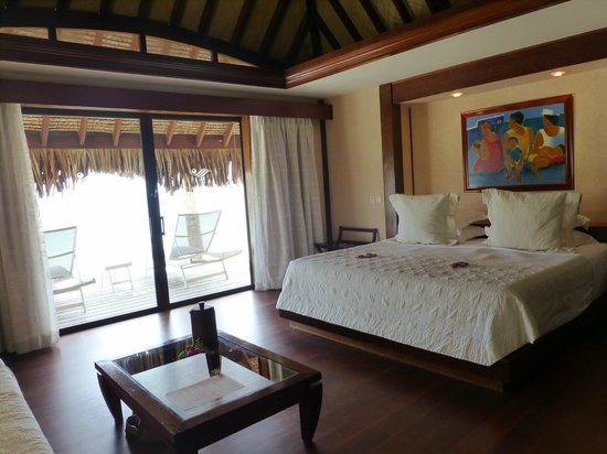 Manava Beach Resort & Spa - Moorea: Beach Bungalow
