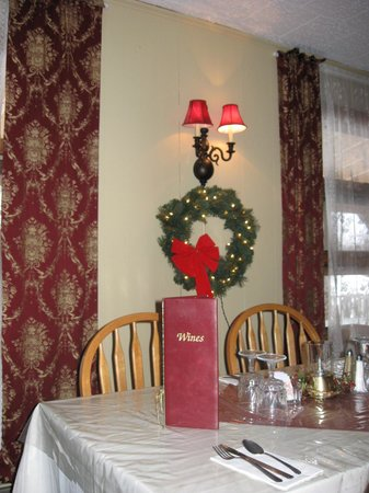 Hollowbrook Restaurant: Dining Room