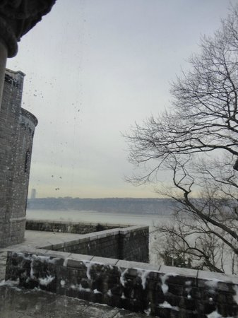 The Met Cloisters: the cloisters