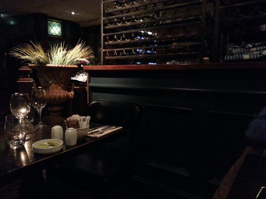Mc Swiggans: Restaurant